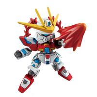 BANDAI 万代 拼插模型玩具 Q版创战者创制燃焰敢达