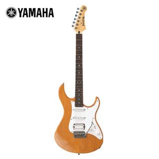 YAMAHA 雅马哈 PAC012  初学升级款单摇电吉他 (原木色)