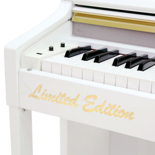 The ONE 壹枱 智能钢琴 (白色)