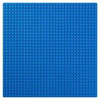 LEGO 乐高 蓝色底板积木