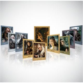 《霍比特人三部曲》(蓝光碟 BD50*3+BD25*3)  The Hobbit (The Motion Picture Trilogy)
