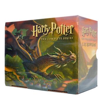 《Harry Potter Paperback Box Set 1-7》
