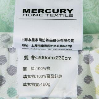 MERCURY 水星家纺 全棉印花空调被 花韵清幽 150*200cm