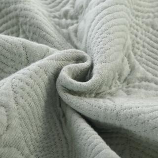 康尔馨 全棉夏薄被 浅绿色 150*200cm