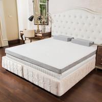 Aisleep 睡眠博士 天然乳胶床垫 平面款 200*200*18cm