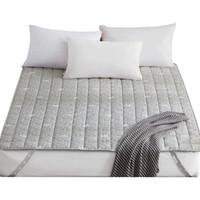 九洲鹿 四季保护床垫 灰色印花 180*200cm