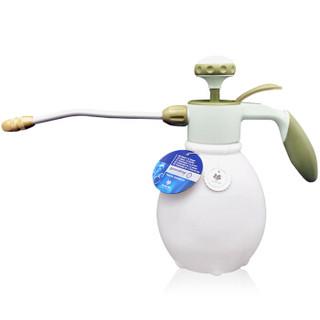 沃施(worth) 豪华气压喷水壶1.2升型 家用气压式喷雾壶 浇花喷壶 长嘴浇水洒水壶 园艺工具
