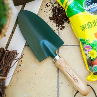 美乐棵 家庭园艺种植铲 移植铲 花园铲 庭院花园小号铲子 园艺工具