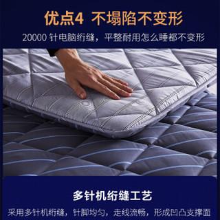 九洲鹿 磨毛床垫 150*200cm