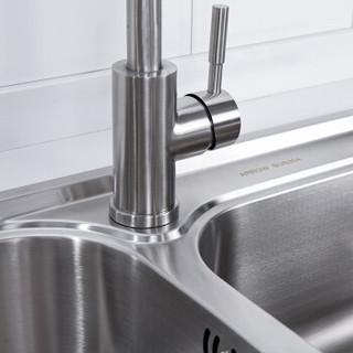 ARROW 箭牌卫浴 AEHS784302R -JZ 304不锈钢水槽龙头套餐