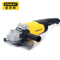 STANLEY 史丹利  STGL2223-A9 电动大型角磨机(2200W 230mm)