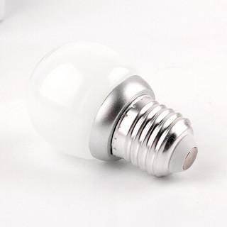 FSL 佛山照明 LED球泡 E27大口 暖白光 3W*2支