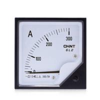CHNT 正泰 6L2600/5 电流表