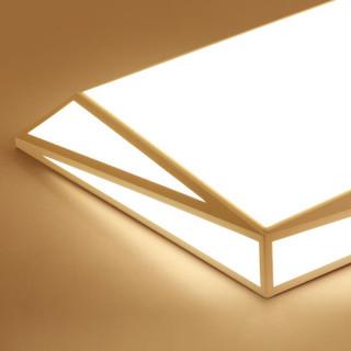 HD 长方形LED吸顶灯 晶格 72W