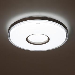 CHIGO 志高 圆形led卧室吸顶灯 初玉40cm 白光 24W