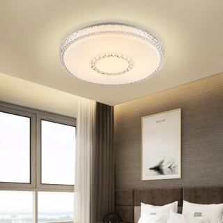 Midea 美的 圆形LED吸顶灯 花边碧月 20W