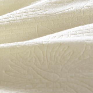Langsha 浪莎 羽丝绒棉被 米黄 4斤 150*200cm