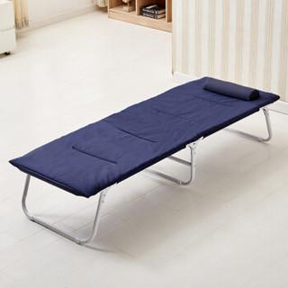 双鑫达 折叠床 单人床 办公室午睡午休床 简易陪护床 B-11 含棉床垫