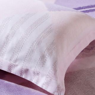 AVIVI 艾薇 纯棉斜纹枕套 清新世界 48*74cm 一对装