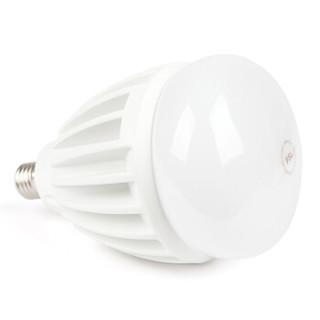 阳光照明 光圆系列LED球泡 E27螺口 日光色 30W