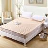 艾维 床品家纺 四季款可水洗床垫子床褥子垫被榻榻米1.5米床驼色