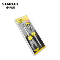 STANLEY 史丹利 65-243-0-23 胶柄螺丝批2件套