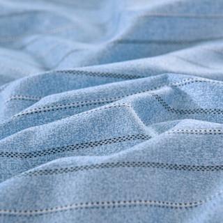 意尔嫚 柔软纤维夏被 静陌蓝 150*200cm