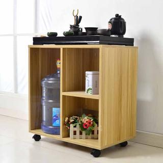 千意爱家居 可移动沙发边几 角几大桶水柜功夫小茶几阳台泡茶桌 沙几 打印机架子   BJ-8041