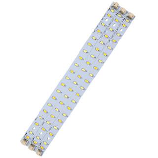 佛山照明(FSL)LED光源改造板吸顶灯H管节能灯管改装板长方形贴片 3组三档调色15W