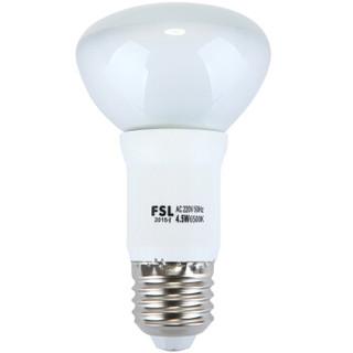 FSL 佛山照明 LED反射泡 E27大口 白光 4.5W