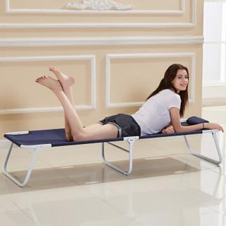 双鑫达 折叠床 单人床 办公室午睡午休床 护理陪护床 行军床简易床 B-012