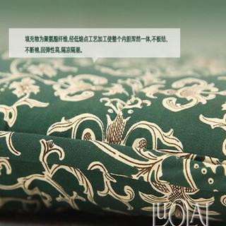 罗莱家纺 LUOLAI 床垫 多功能可折叠床褥子 学生宿舍床垫子 床护垫 1.2米床 120*200cm