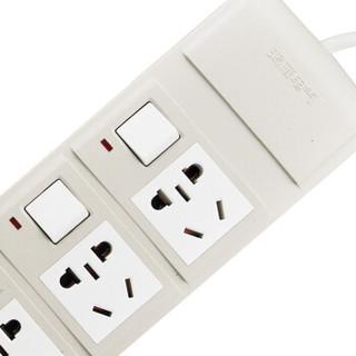HONYAR 鸿雁 ZDD44G4/D/R/2 电源插座/插排/插线板