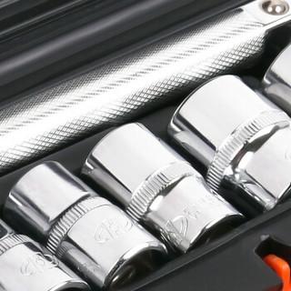 华丰巨箭  HF-81010A 12.5mm套筒扳手套装10件套