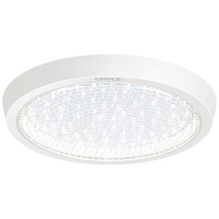 OPPLE 欧普照明 LED吸顶灯 透明灯罩 圆形 30cm 18W