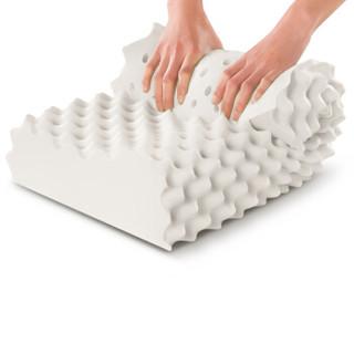 佳奥枕芯 超大颗粒进口乳胶枕 泰国橡胶枕头 护颈枕头