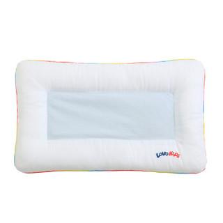 LOVO罗莱生活出品 枕头枕芯 儿童全棉草本决明子荞麦壳枕 40*65cm