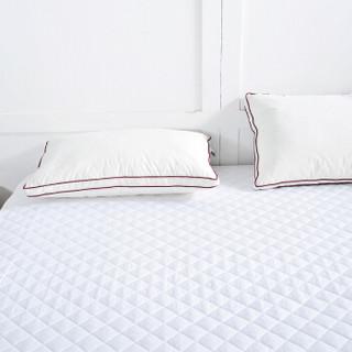 佳佰 床垫 床褥 褥子 床护垫单人1.5米床超柔透气舒适超声波床护垫(150*200cm)