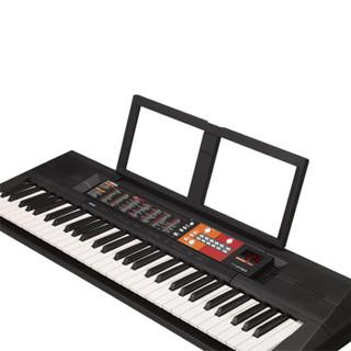 YAMAHA 雅马哈 PSR- F51 电子琴 黑色 官方标配