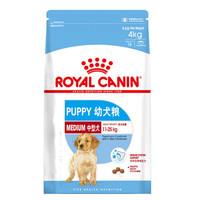 ROYAL CANIN 皇家 MEJ32 中型犬幼犬粮  4kg