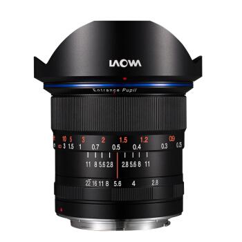 Laowa 老蛙 12mm F2.8 Zero-D 超广角定焦镜头