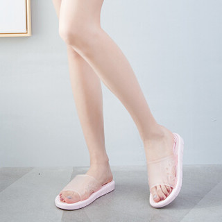 Hömmy 佳佰 HM8572 浴室拖鞋 女款 糖果粉 235mm