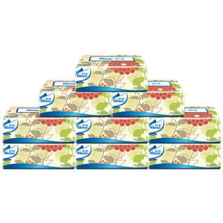 Kleenex 舒洁 古典红花抽纸 200抽*9包