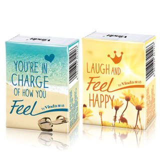 Vinda 维达 Feel系列 手帕纸 4层*7张*24包