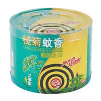 榄菊 蚊香 大盘艾草型 40单圈+蚊香座