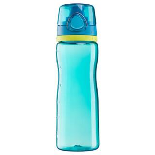 THERMOS 膳魔师 HT-4002 塑料水杯 蓝色 700ml
