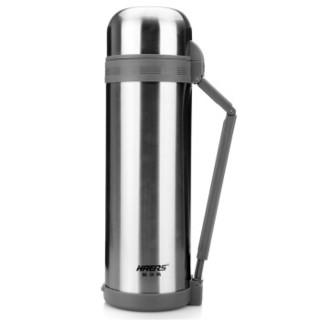 HAERS 哈尔斯 HG-1800-1 不锈钢真空保温壶 1800ml