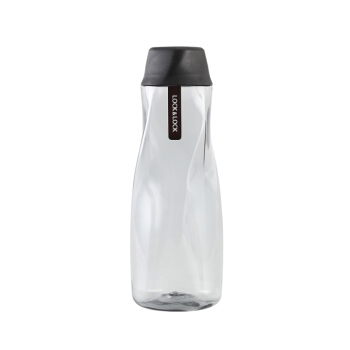 LOCK&LOCK 乐扣乐扣 HLC568GRY 塑料水杯 灰色 550ml