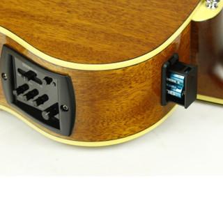 YAMAHA 雅马哈 APX500IIIBL 电箱吉他 (黑色)