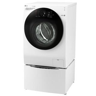 LG WDFH457C0SW  14KG  波轮滚筒二合一洗衣机
